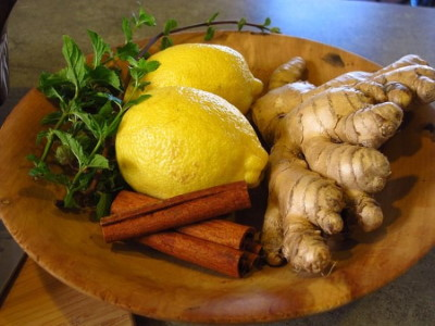 Almaecet méz citrom fahéj