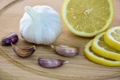 Gyömbér méz citrom fokhagyma